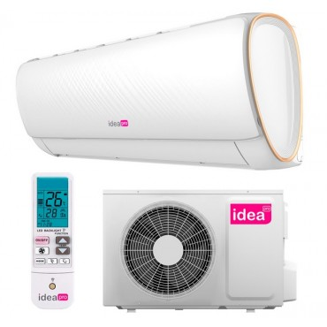 Настенная сплит-система Idea IPA-07HRN1 ION серия PRO Brilliant (On/Off, R410a, -10°С)