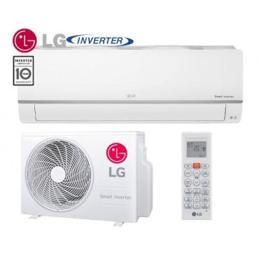 Настенная сплит-система LG PM09SP.NSJR0/PM09SP.UA3R0 Deluxe Inverter