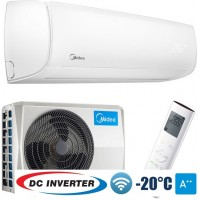 Кондиционер Midea MB-09N1D0-I/MB-09N1D0-O Mission DC Inverter New (-20...+50°C; A++; Тепловой насос)