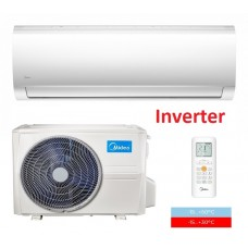 Кондиционер Midea MA-09H1DO-I/MA-09N1DO-O Blanc DC Inverter New (-15...+50°C; A++)
