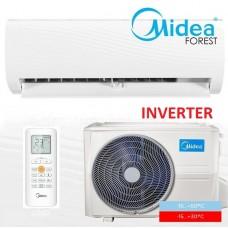 Кондиционер Midea MSAFCU-18HRDN1/MOB32-18HFN1 Forest DC Inverter (-15...+50°C; A++)