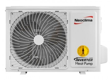 Новые инверторные кондиционеры Neoclima Alaska 2.0 – тепловые насосы с обогревом до -30° С
