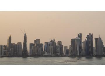 Из-за невыносимой жары в Катаре начали кондиционировать улицы