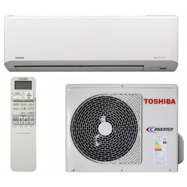 Настенная сплит-система Toshiba RAS-10N3KV-E/RAS-10N3AV-E серия N3KV (Инвертор, Фильтр IAQ)