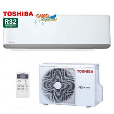 Настенная сплит-система Toshiba RAS-10BKVG-EE/RAS-10BAVG-EE серия Mirai (Инвертор, R32)