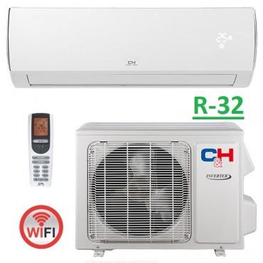 Настенная сплит-система Cooper&Hunter CH-S24FTXLQ-NG серия Veritas NG (Wi-Fi, Инвертор, R32)
