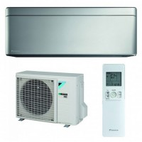 Кондиционер Daikin FTXA20AS/RXA20A Stylish (Инвертор, R32, Серебро)