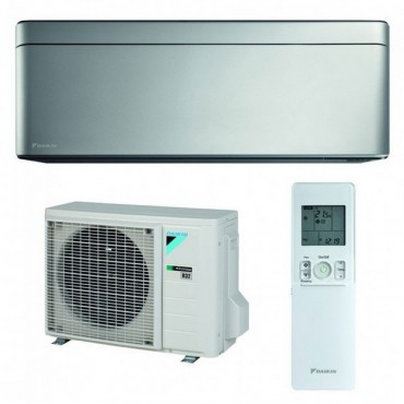 Настенная сплит-система Daikin FTXA35AS/RXA35A серия Stylish (Инвертор, R32, Серебро)