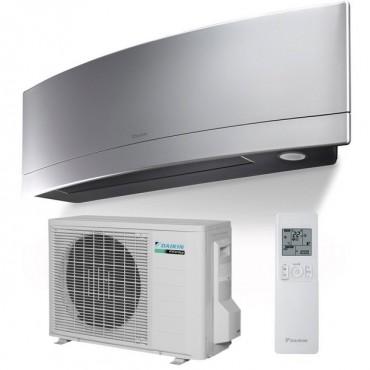 Настенная сплит-система Daikin FTXG20LS/RXG20L серия Emura (Инвертор, Wi-Fi, R410A, Серебро)