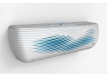Haier печатает кондиционеры на 3D принтере, Шанхай World Expo
