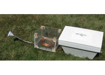 WindChill: холодильник, работающий без электроэнергии